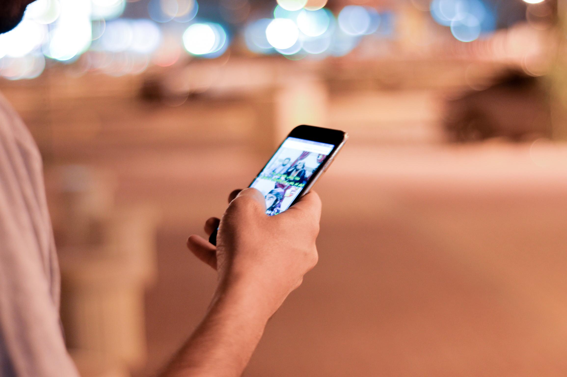 La redacción jurídica en la era del smartphone